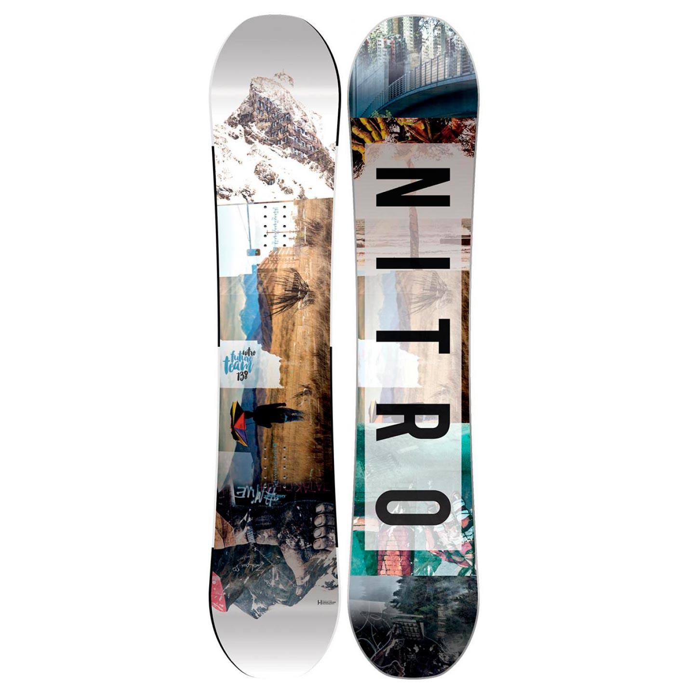 Snowboard Nitro Future Team