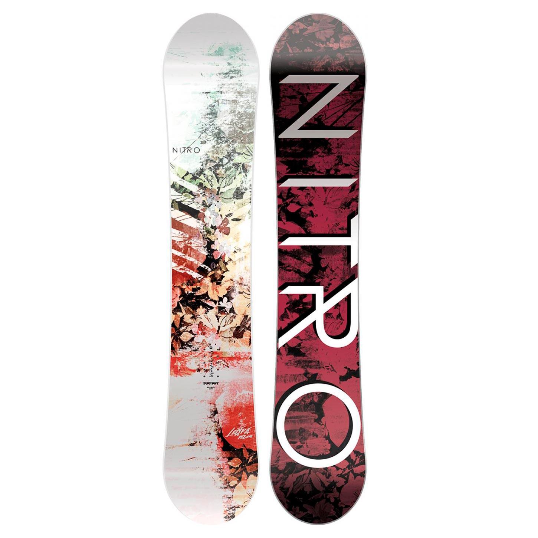 Snowboard Nitro Lectra vel.152 16/17 + doručení do 24 hodin