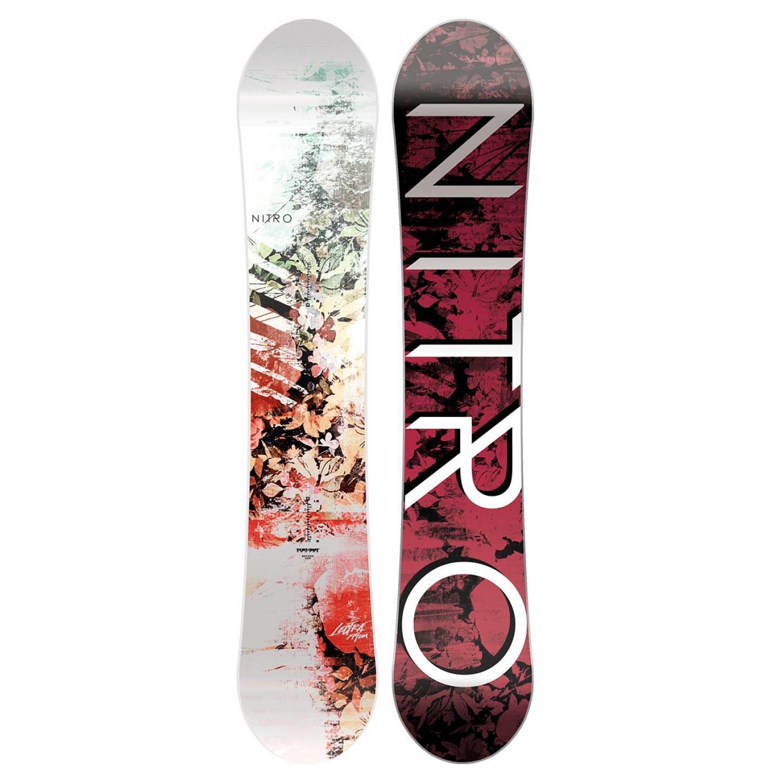 Snowboard Nitro Lectra vel.149 16/17 + doručení do 24 hodin