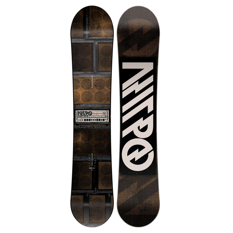 Snowboard Nitro Magnum vel.162 16/17 + doručení do 24 hodin