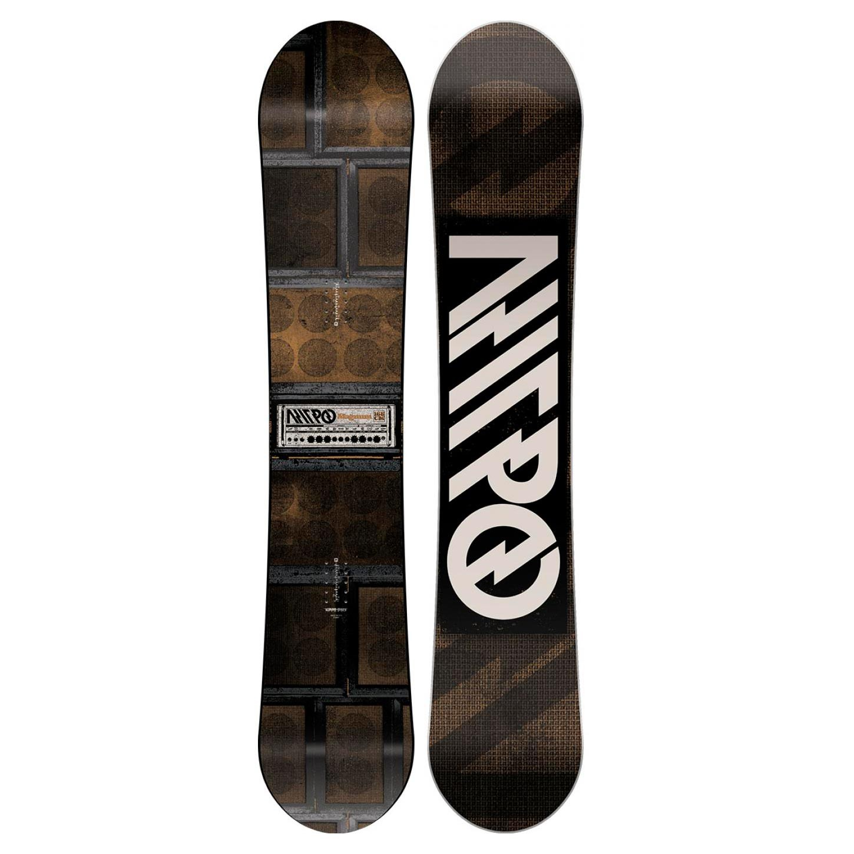 Snowboard Nitro Magnum vel.168 16/17 + doručení do 24 hodin