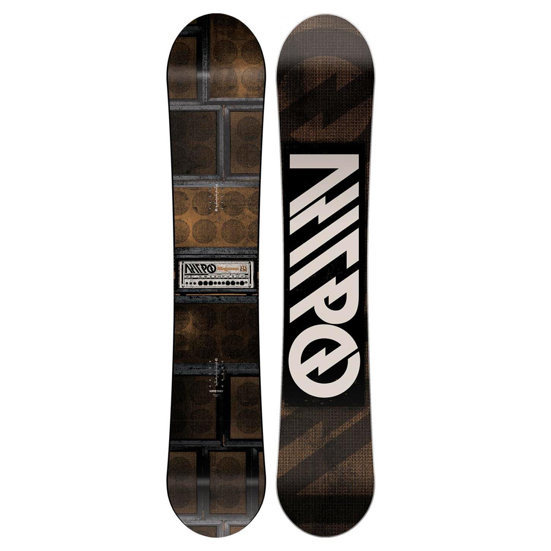 Snowboard Nitro Magnum vel.171 16/17 + doručení do 24 hodin