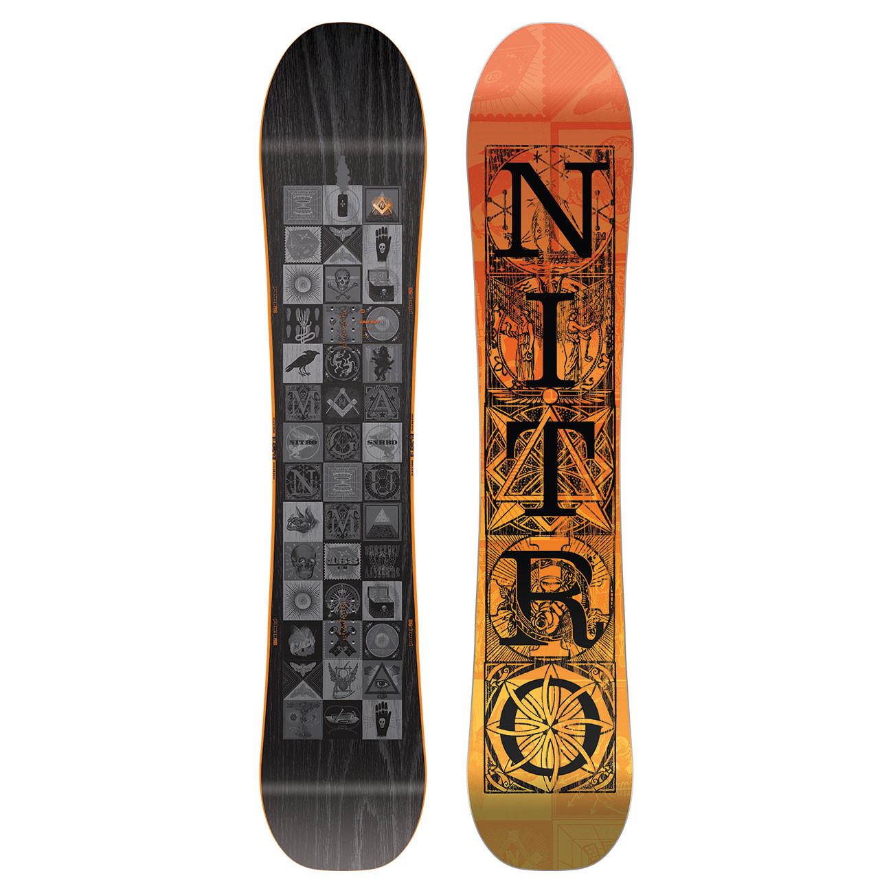 nitro magnum