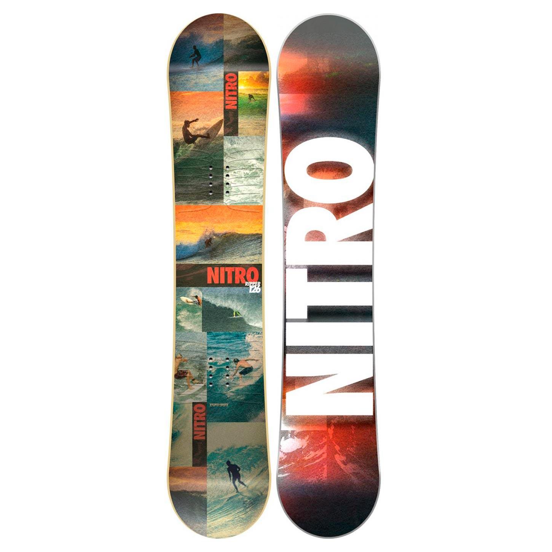 Snowboard Nitro Ripper Kids vel.126 16/17 + doručení do 24 hodin