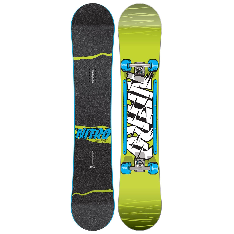 Snowboard Nitro Ripper Kids