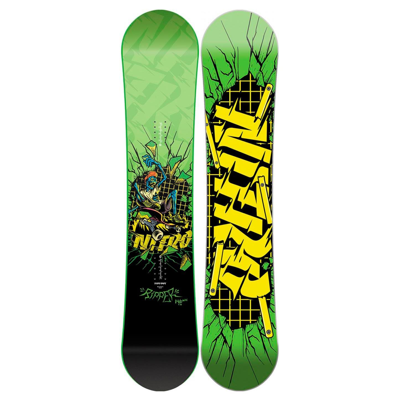 Snowboard Nitro Ripper Youth vel.146W 16/17 + doručení do 24 hodin