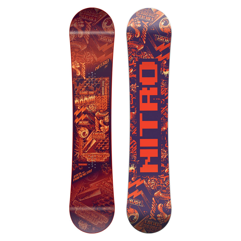 Snowboard Nitro Ripper Youth