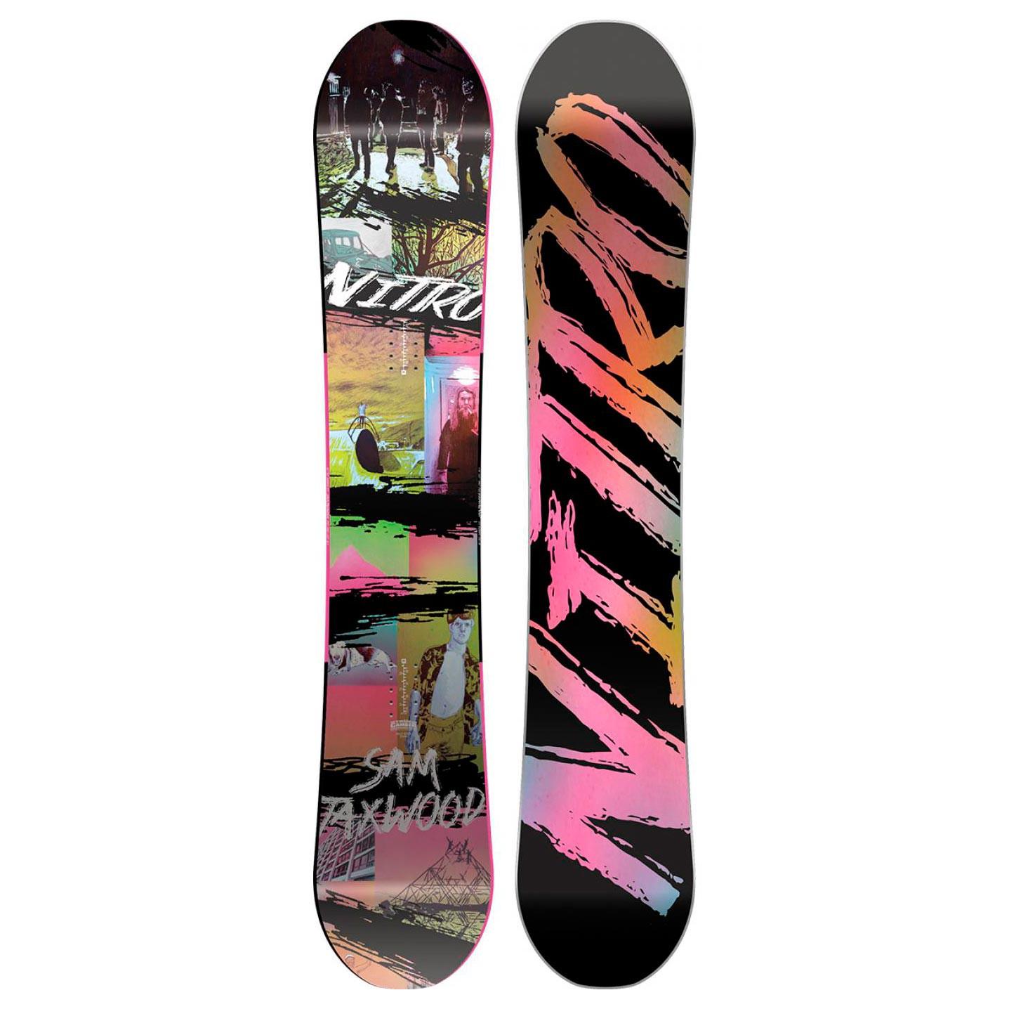 Snowboard Nitro Sam Taxwood Pro One-Off