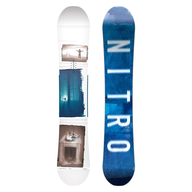 Snowboard Nitro Team Exposure