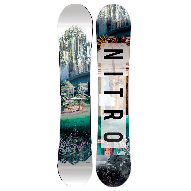 Snowboard Nitro Team Exposure Gullwing