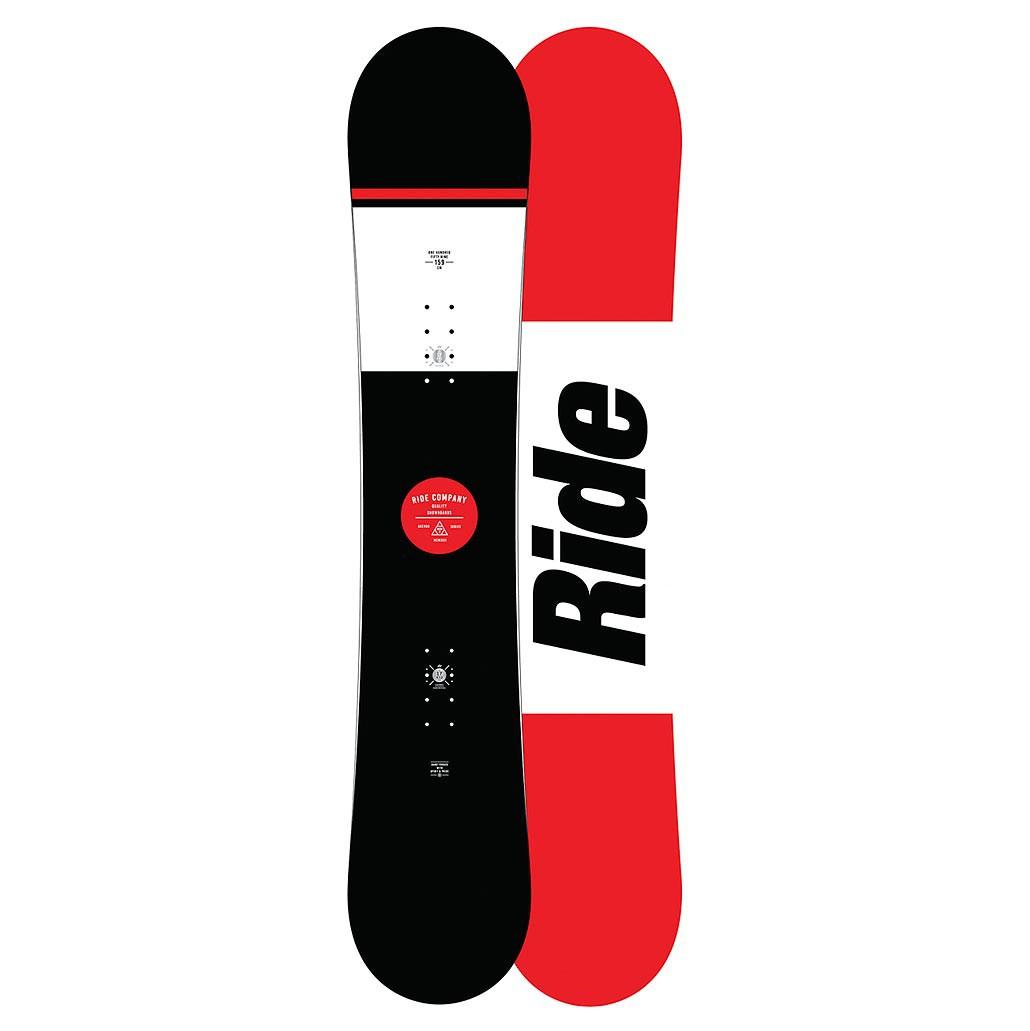 Snowboard Ride Agenda vel.159 16/17 + doručení do 24 hodin