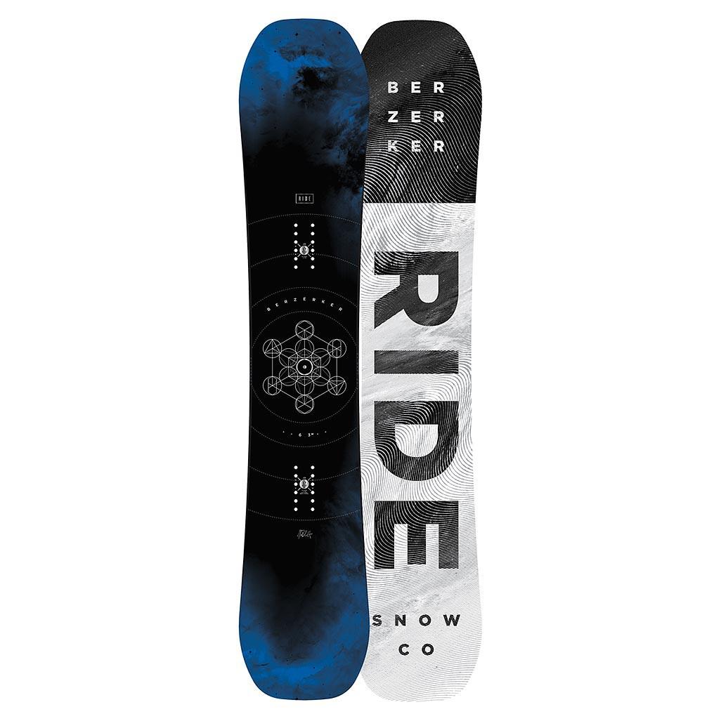 Snowboard Ride Berzerker vel.163W 16/17 + doručení do 24 hodin