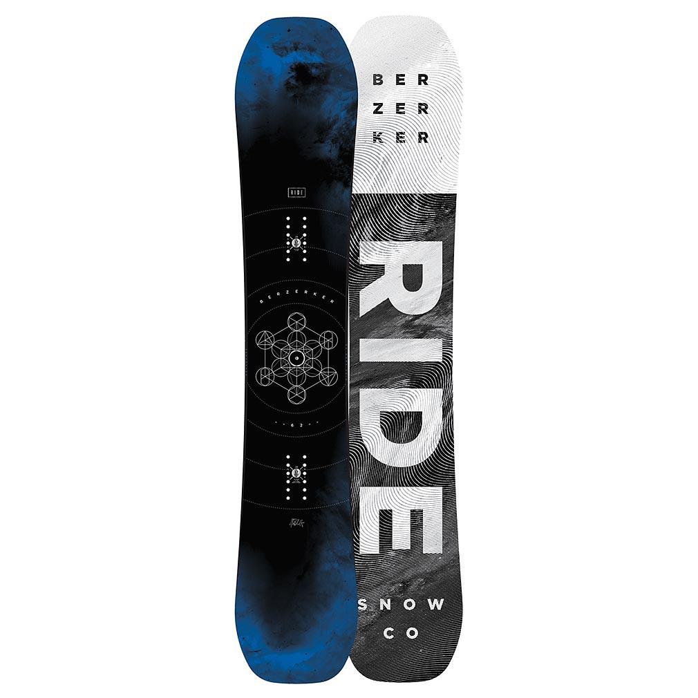 Snowboard Ride Berzerker vel.162 16/17 + doručení do 24 hodin
