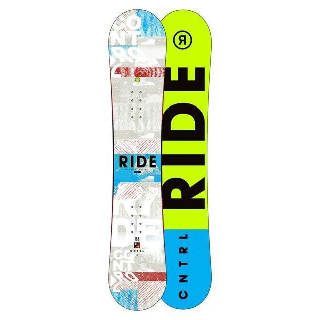 Snowboard Ride Control V2