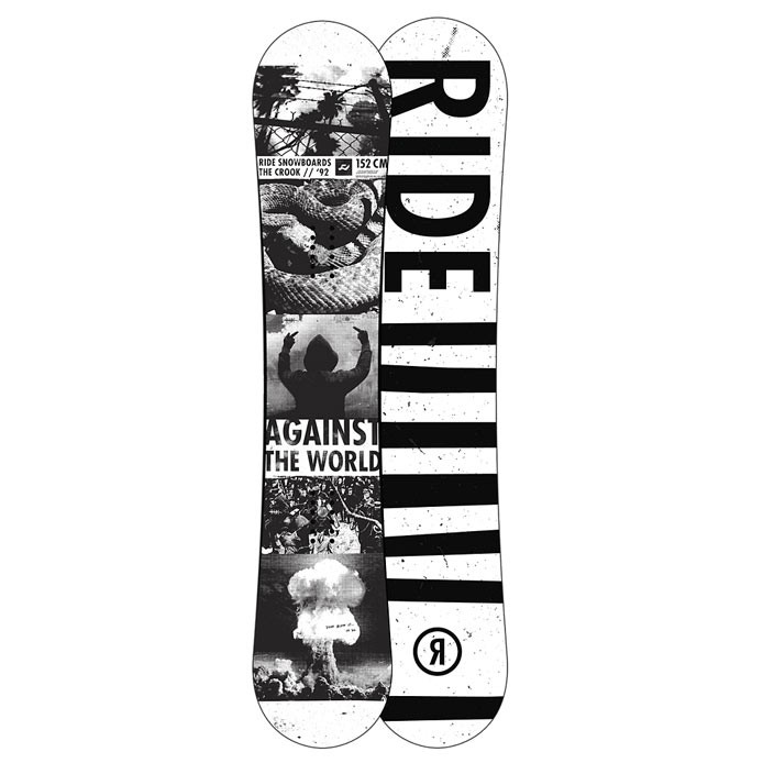 Snowboard Ride Crook