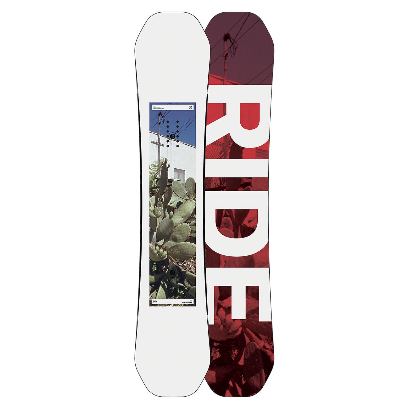 Snowboard Ride Kink vel.158W 17/18 + doručení do 24 hodin