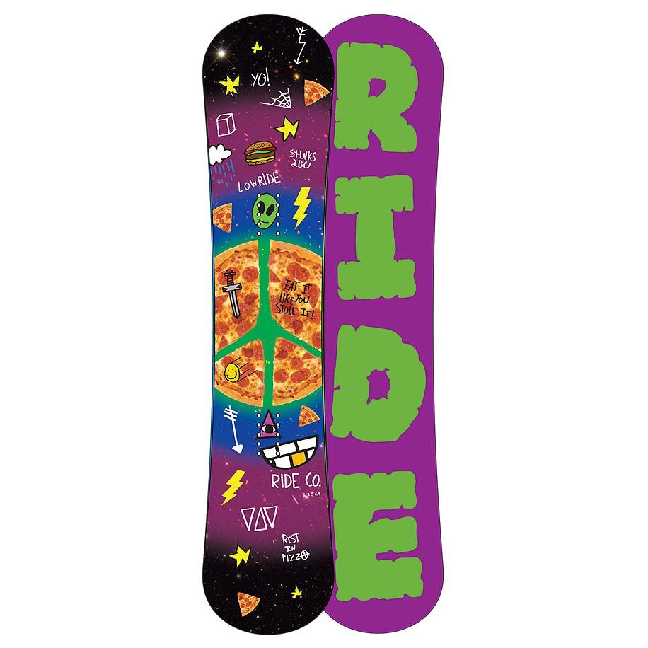 Snowboard Ride Lowride vel.130 15/16 + doručení do 24 hodin