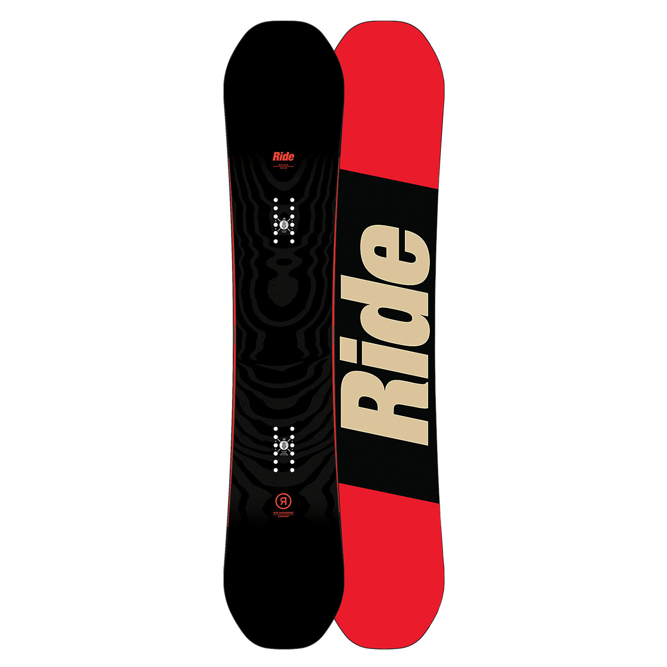 Snowboard Ride Machete
