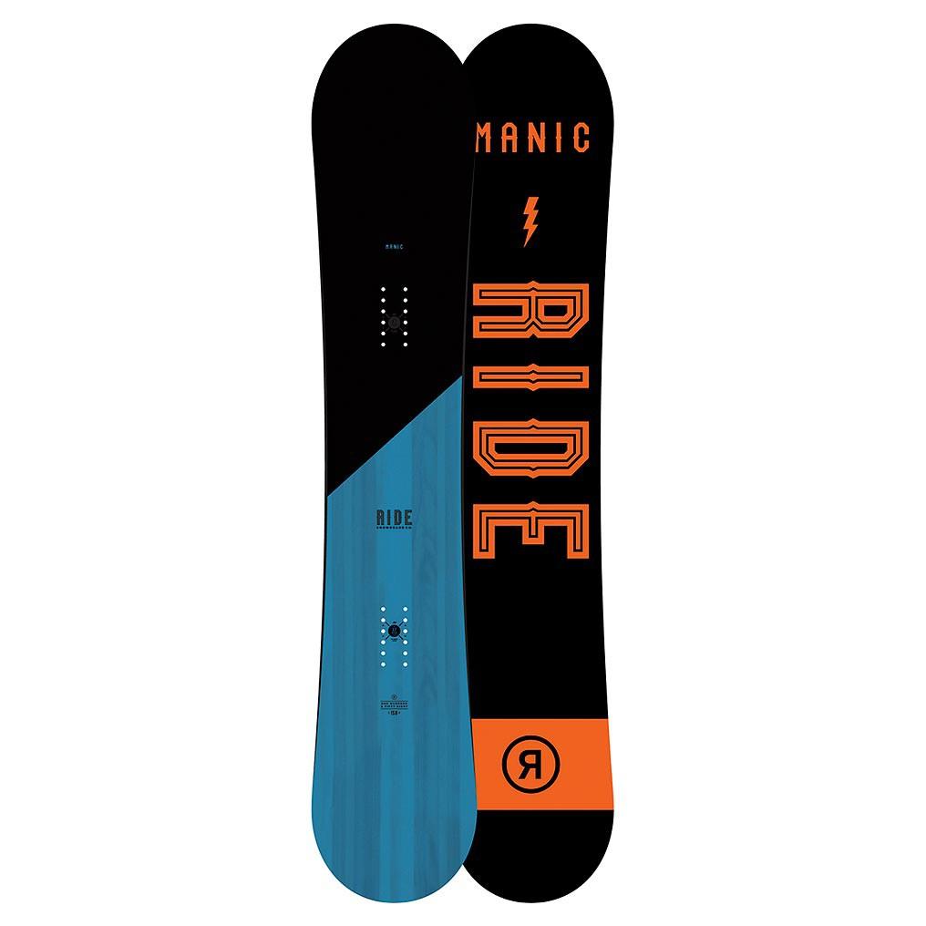 Snowboard Ride Manic vel.158 16/17 + doručení do 24 hodin