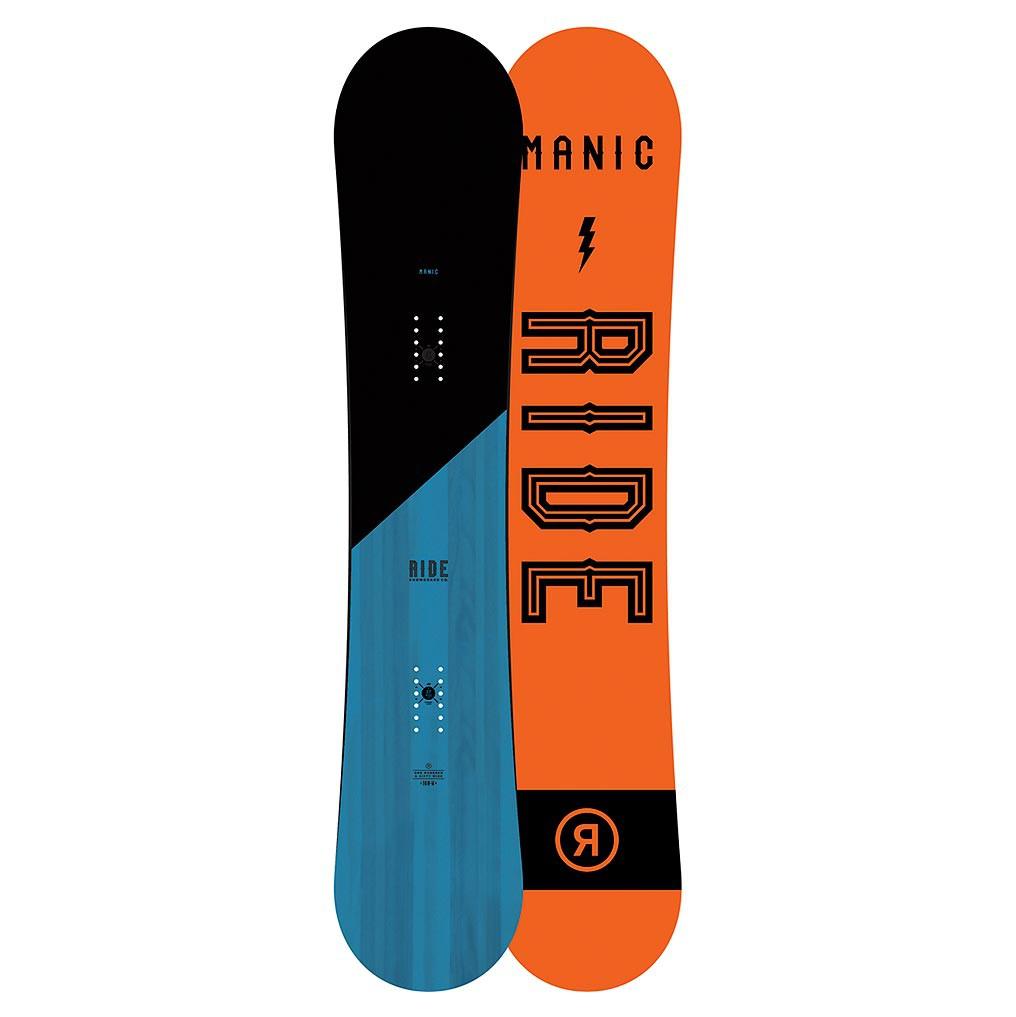 Snowboard Ride Manic vel.160W 16/17 + doručení do 24 hodin