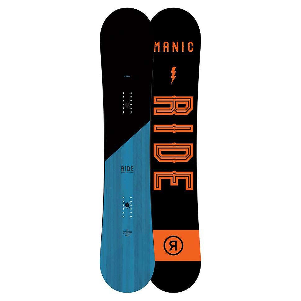 Snowboard Ride Manic vel.152 16/17 + doručení do 24 hodin