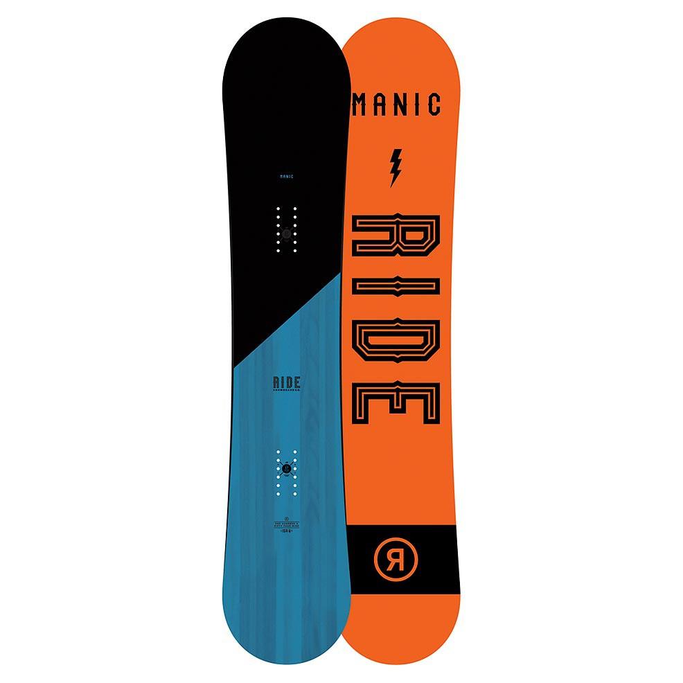 Snowboard Ride Manic vel.154W 16/17 + doručení do 24 hodin