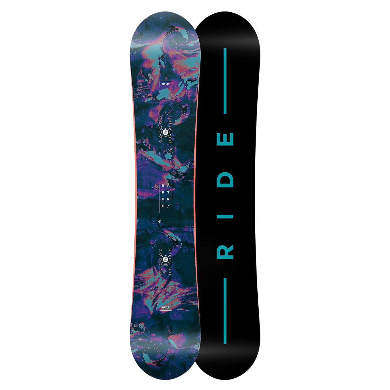 Snowboard Ride Rapture vel.147 17/18 + doručení do 24 hodin