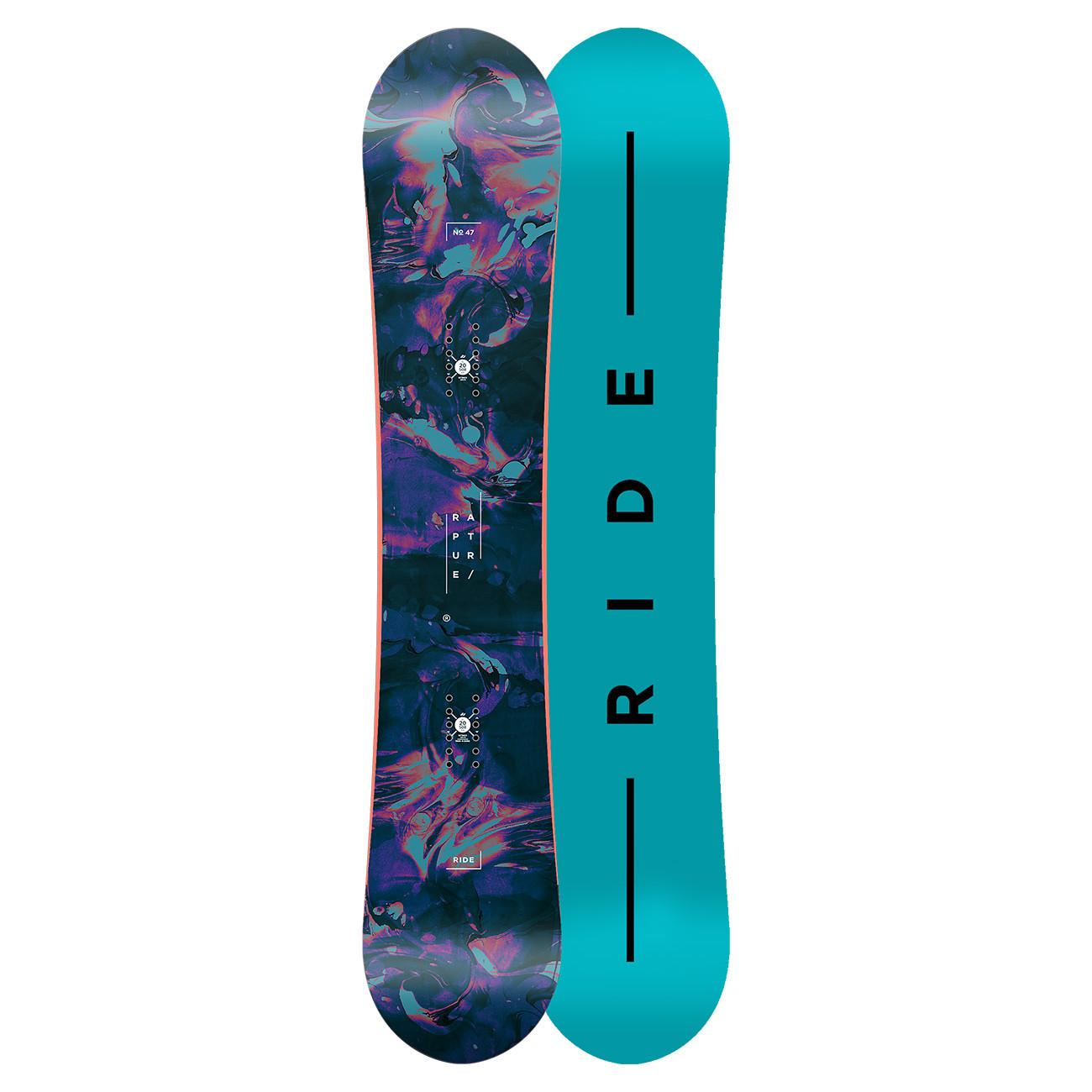 Snowboard Ride Rapture vel.150 17/18 + doručení do 24 hodin