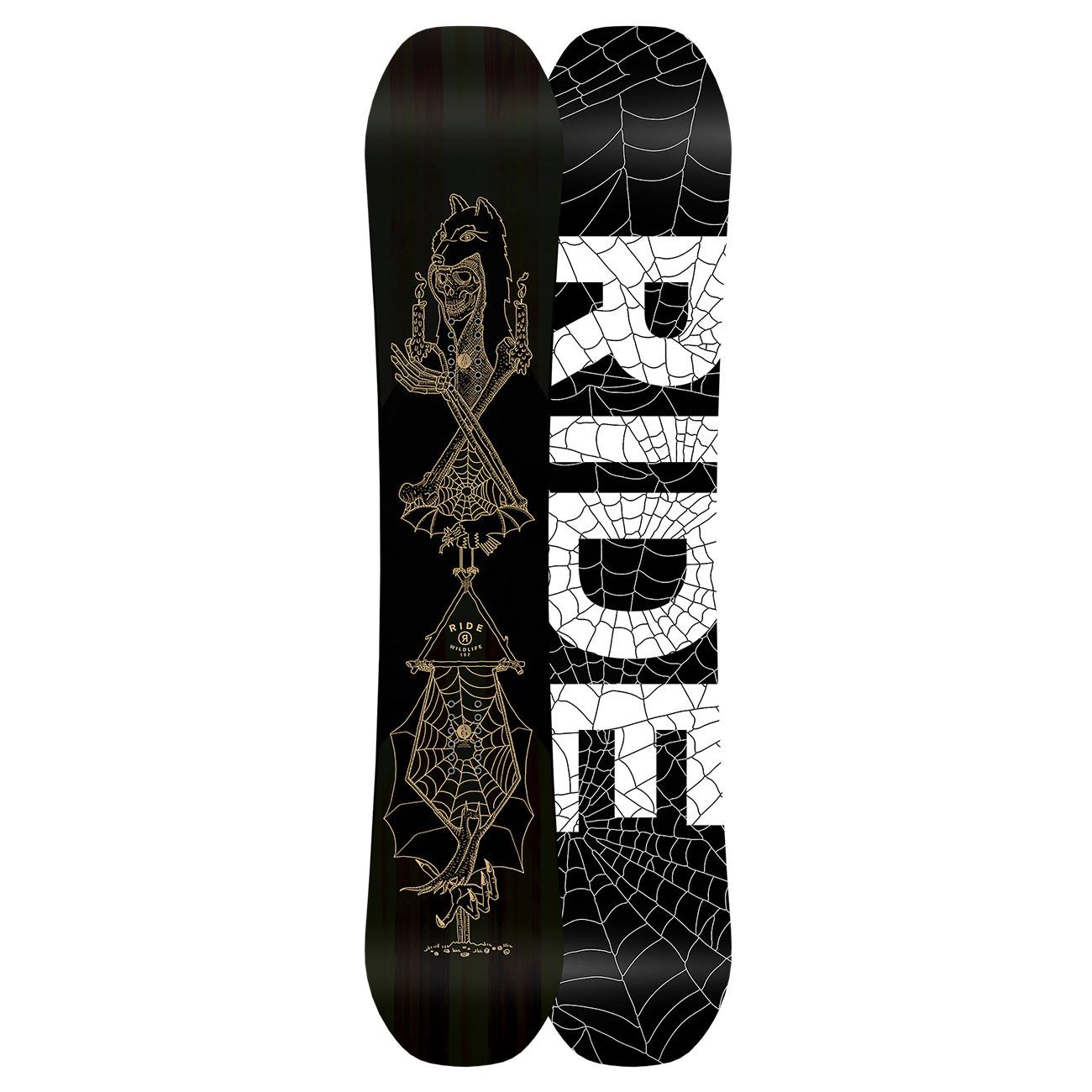 Snowboard Ride Wild Life vel.157 17/18 + doručení do 24 hodin