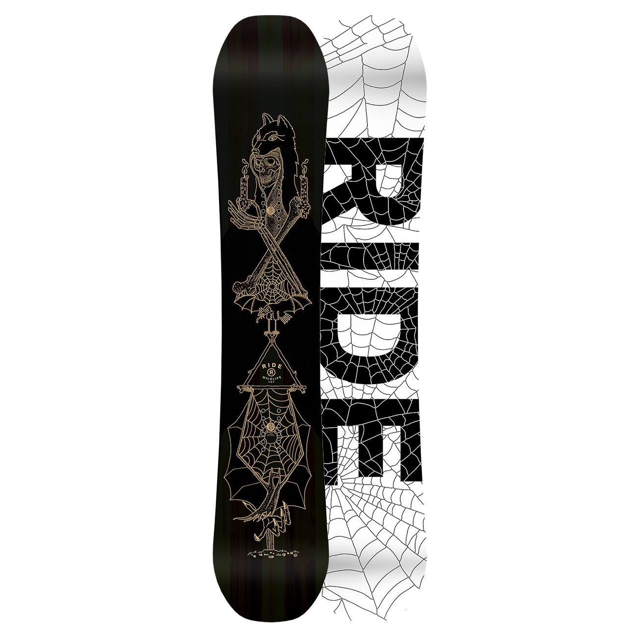 Snowboard Ride Wild Life vel.158W 17/18 + doručení do 24 hodin