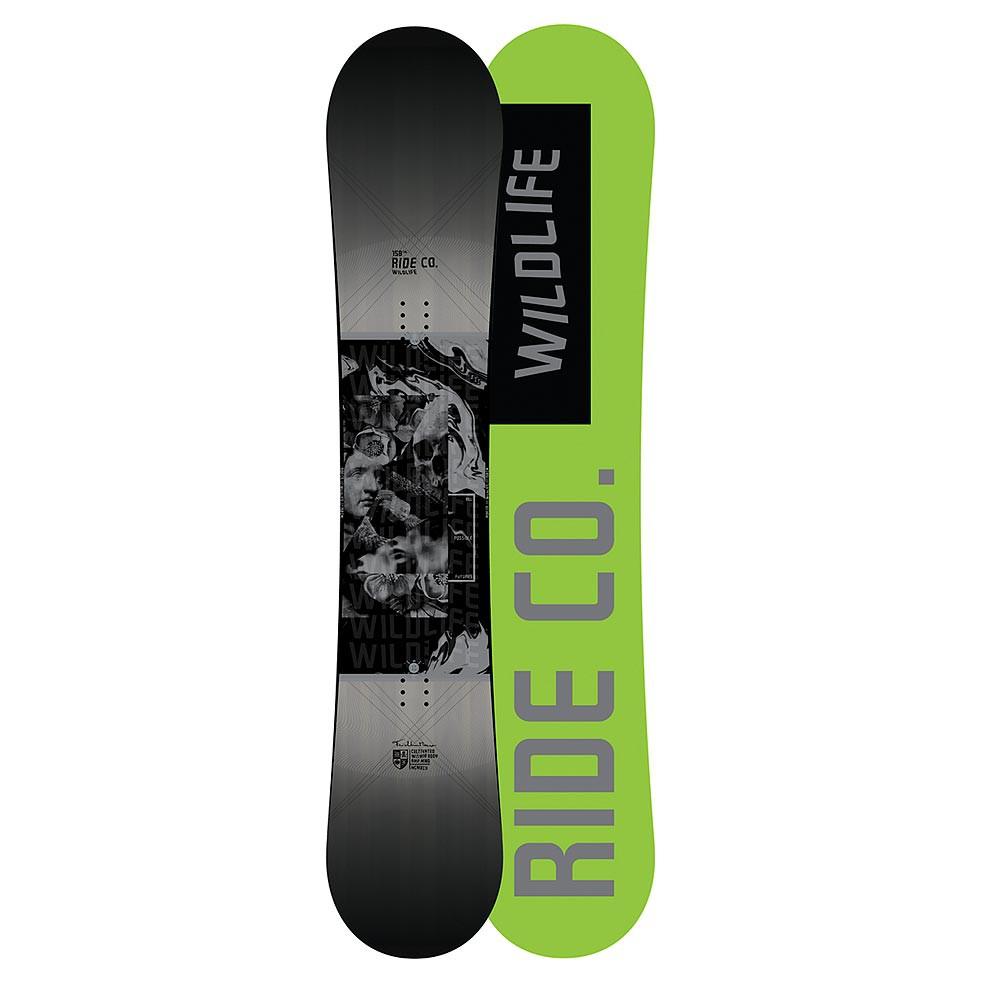 Snowboard Ride Wild Life