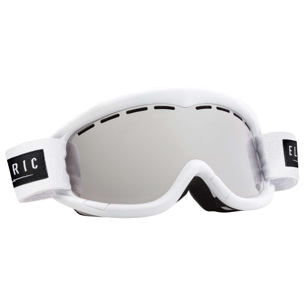 Brýle Electric Eg1K gloss white vel.BRONZE/SILVER CHROME 14/15 + doručení do 24 hodin