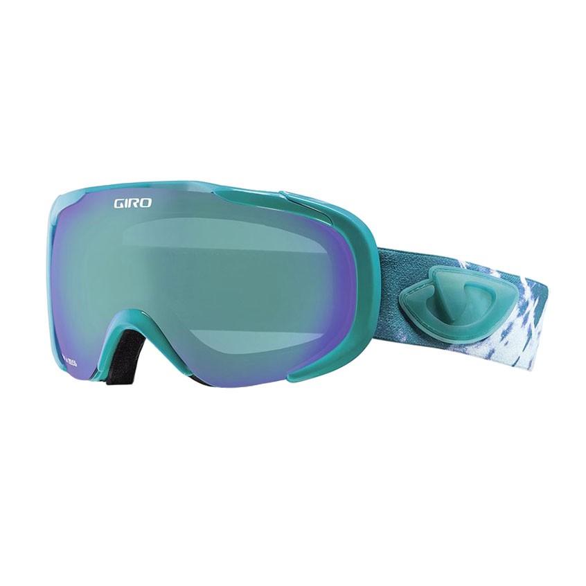Brýle Giro Field dynasty green shibori