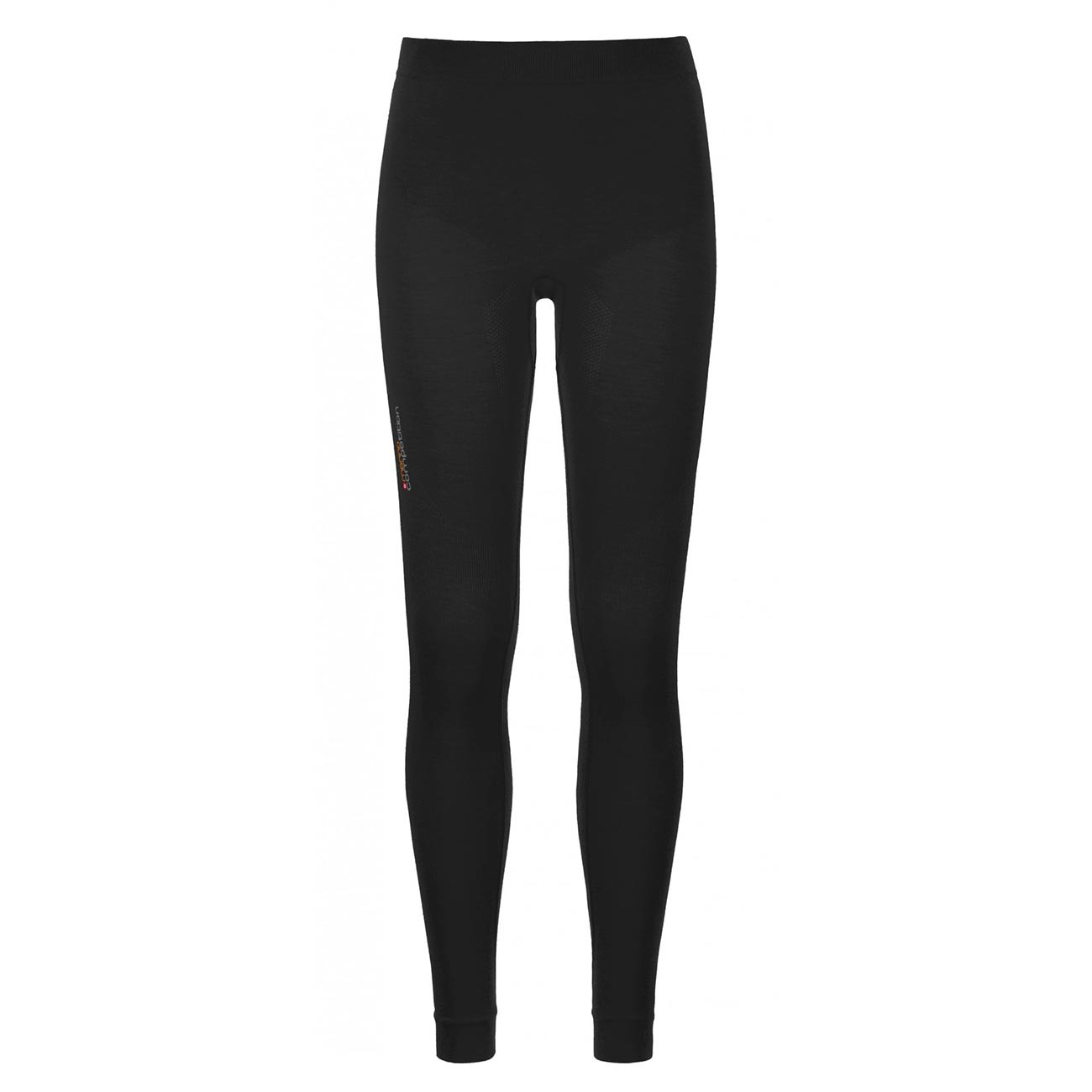 Spodky Ortovox Competition Long Pants Wms black raven