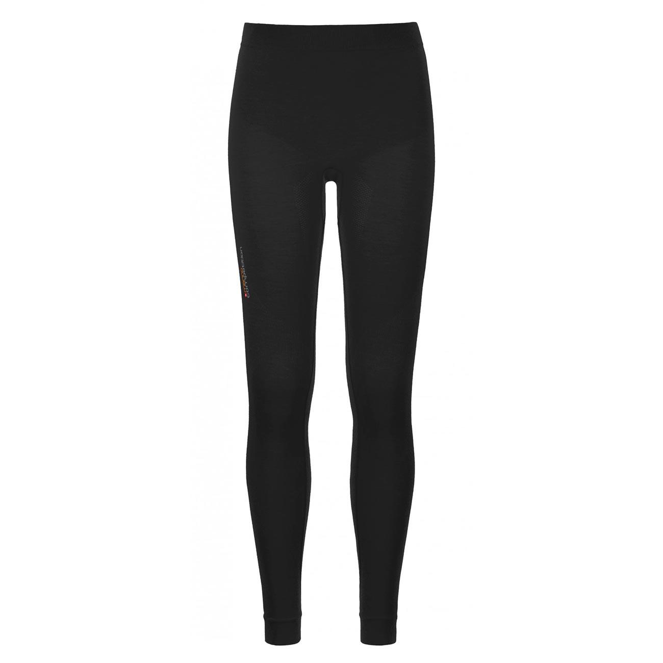 Spodky Ortovox Competition Long Pants WMS black raven
