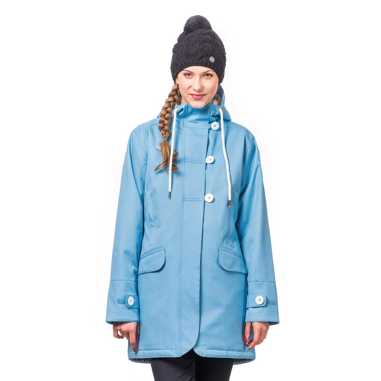 Street bunda Horsefeathers Sherby heather blue