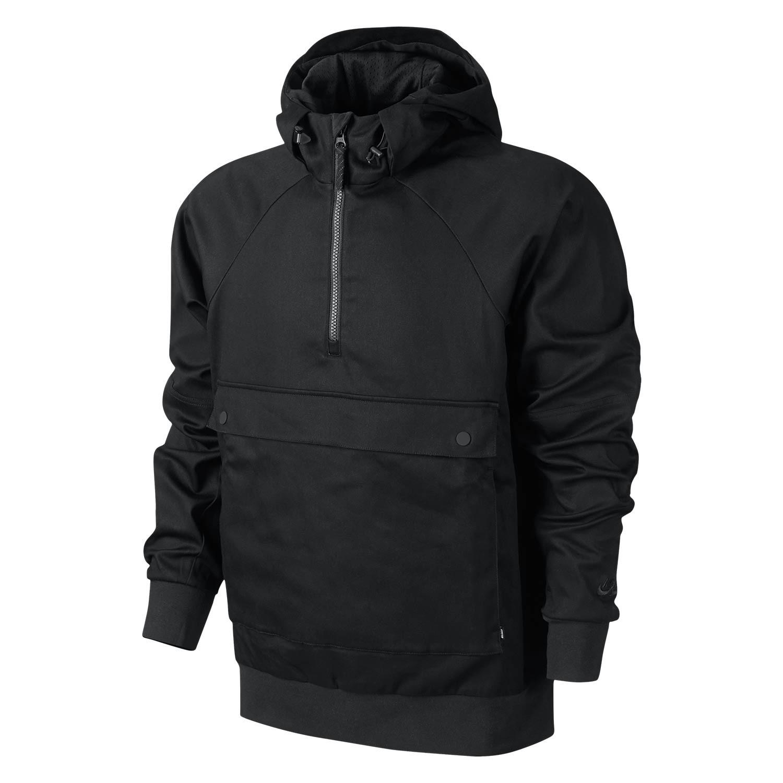 Street bunda Nike SB Everett Anorak black/black/black