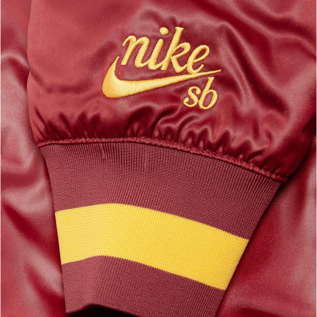 buy online 703b1 cb2cd Street jacket Nike SB Nike Sb X Nba Jacket Bomber