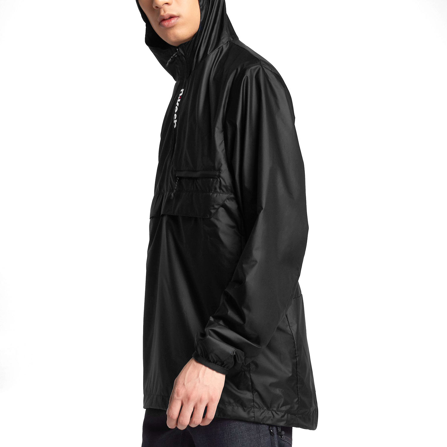 421058587257 Street jacket Nike SB Packable Anorak black black