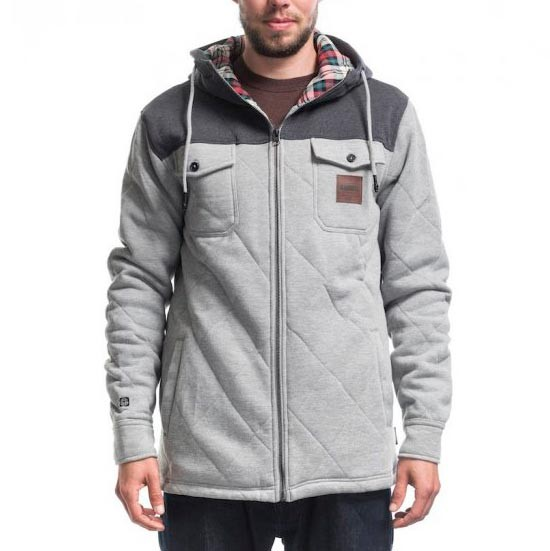 Street bunda Nugget Hunter 16 Insulated heather grey