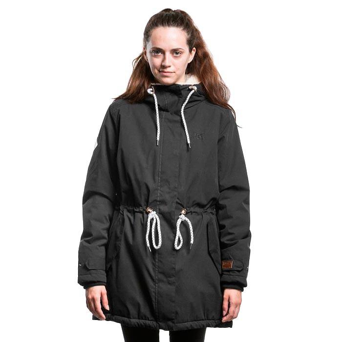 Street bunda Nugget Lisa black vel.XS 16/17 + doručení do 24 hodin