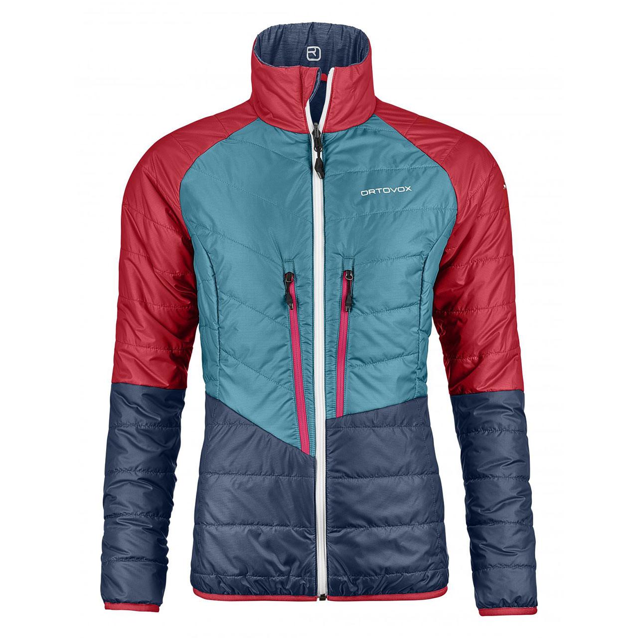 Street bunda Ortovox Piz Bial Jacket night blue blend