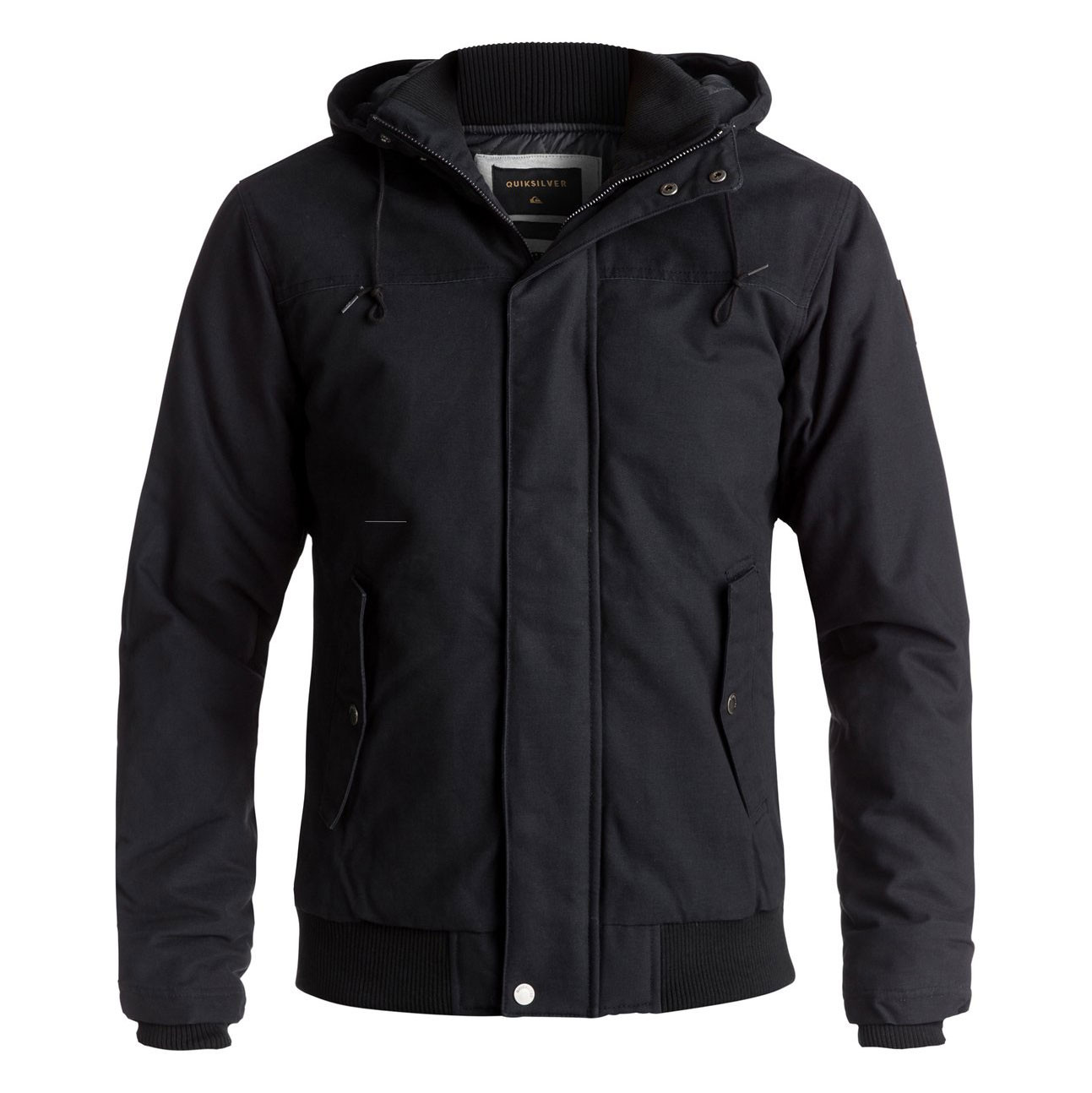Street bunda Quiksilver Everyday Brooks black