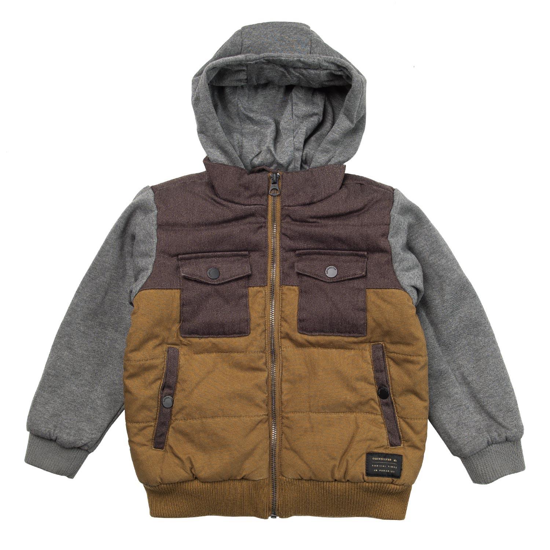 Street bunda Quiksilver Orkney Jacket Boy bear