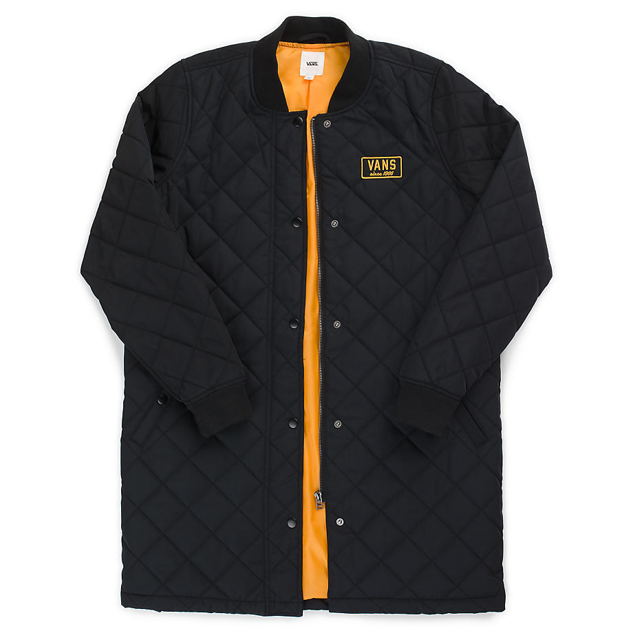Boom Boom Quilted black