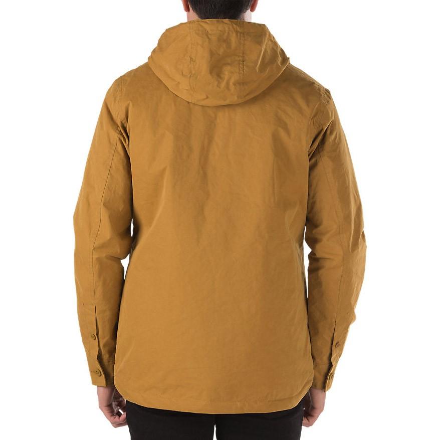 dd30fe318f3503 Vans Lismore Deluxe golden brown