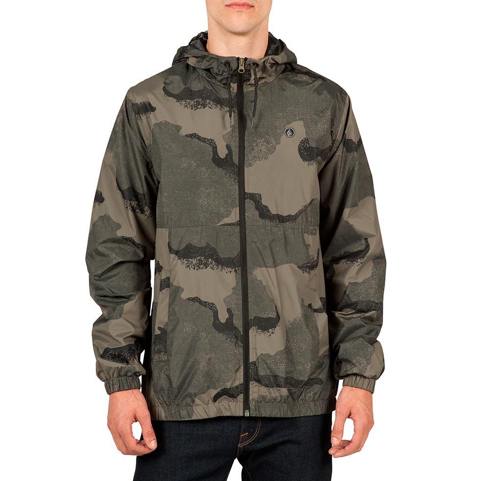 Street bunda Volcom Ermont camouflage vel.S 17 + doručení do 24 hodin