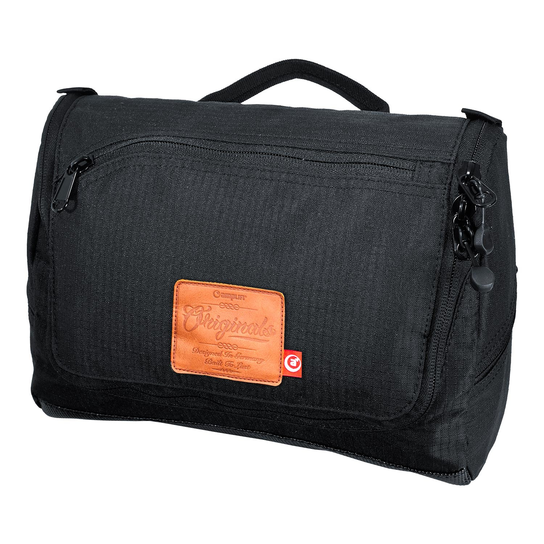Taška Amplifi Wash Pack black