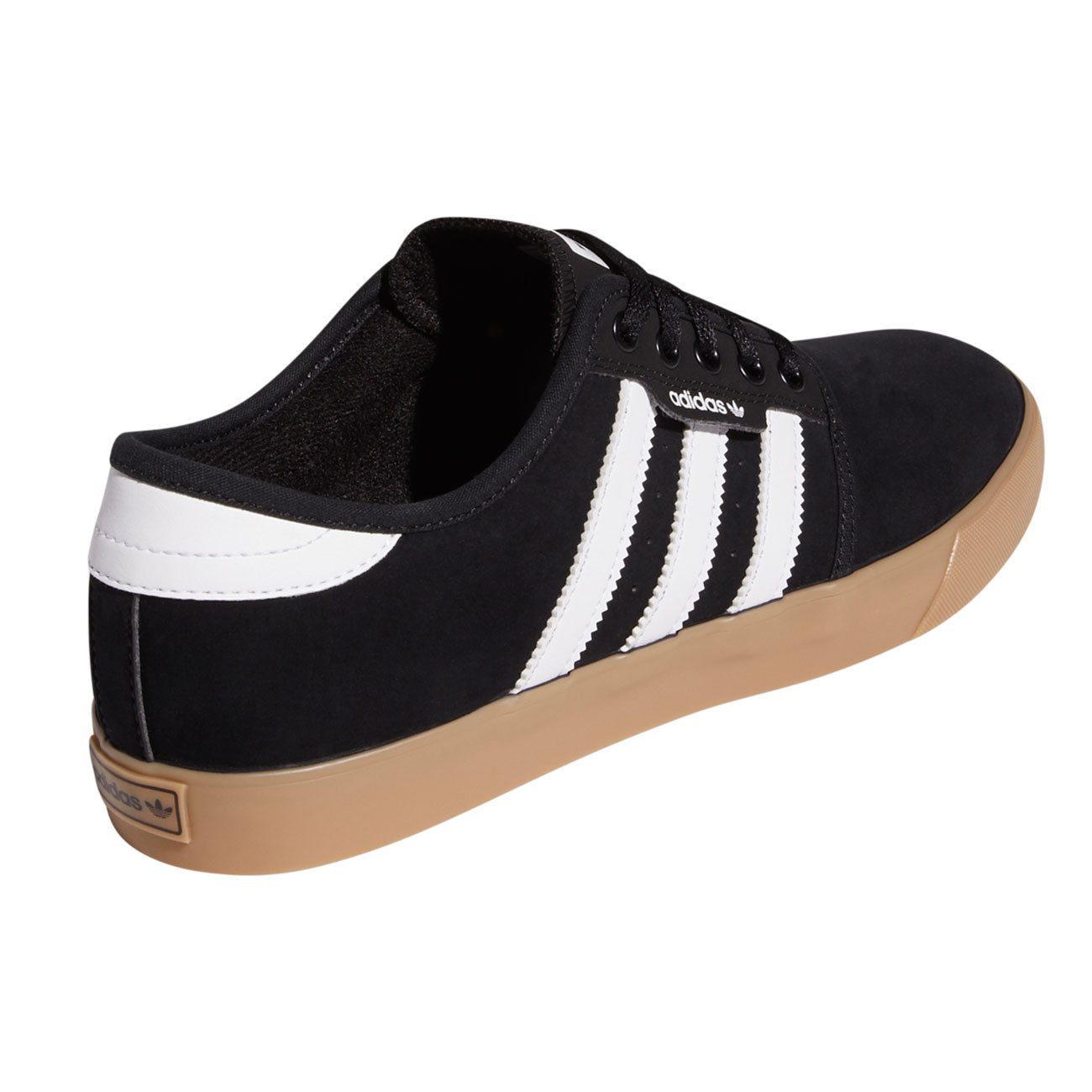 Aparentemente maceta atractivo  Sneakers Adidas Seeley core black/cloud white/gum | Snowboard Zezula