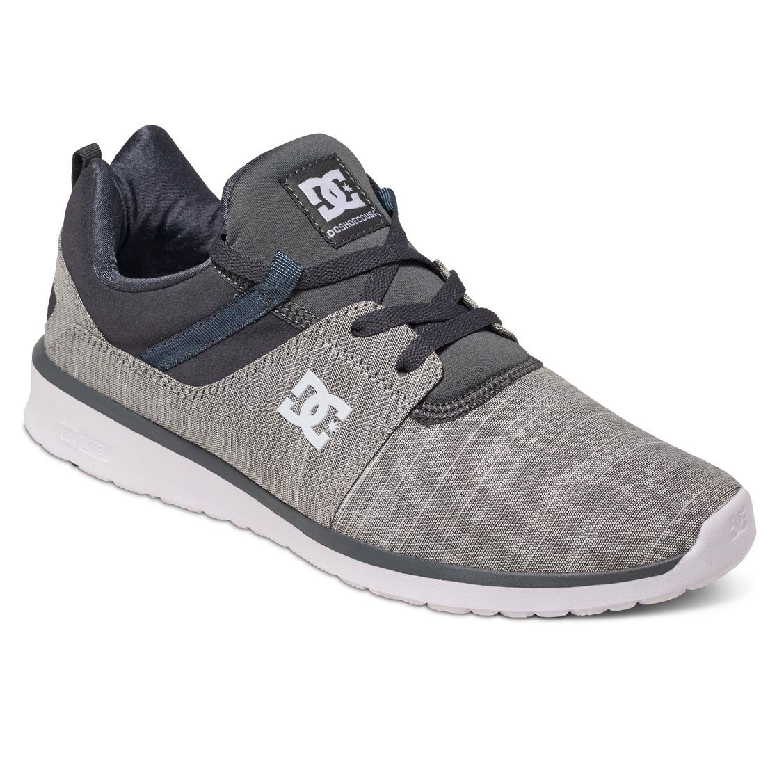 Tenisky DC Heathrow Se grey heather